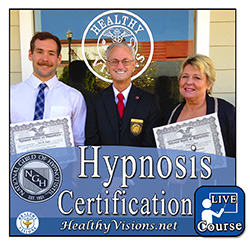 Hypnosis Certification