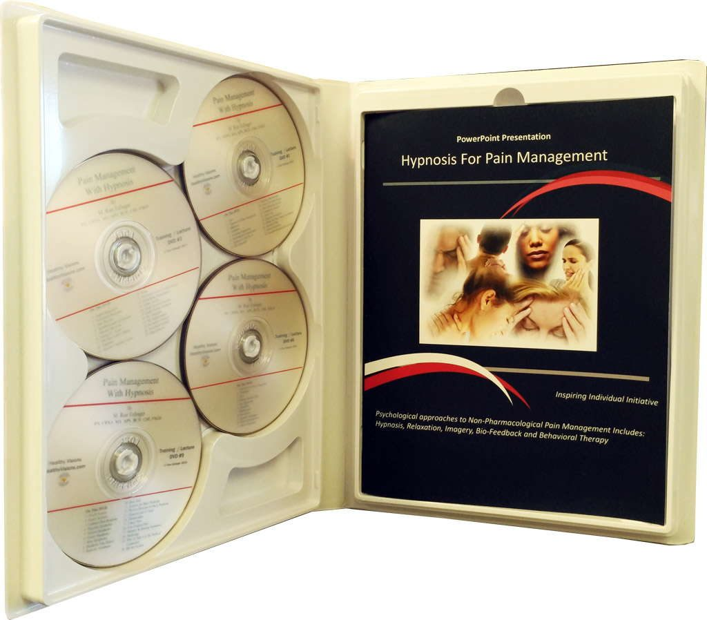 Pain Management Certification Using Hypnosis Home Dvd Course
